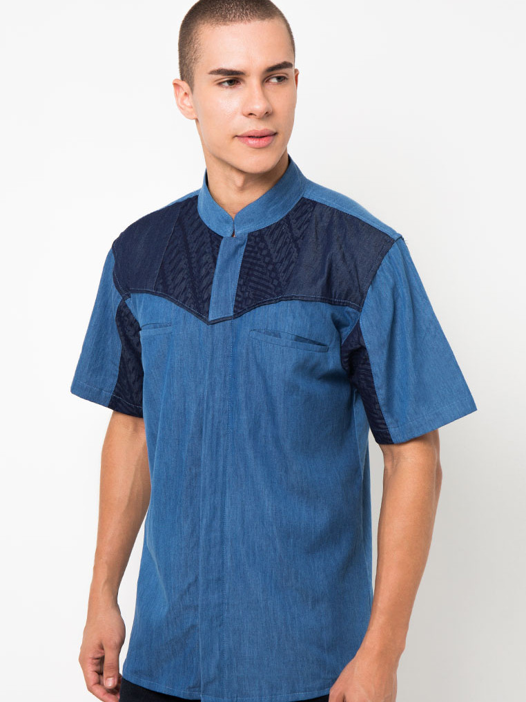 Alvaro Shirt [Light Blue]